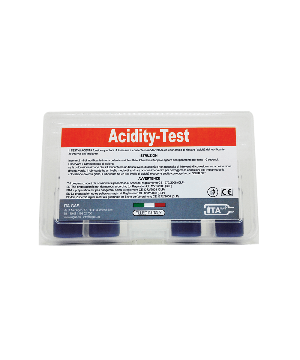 Acidity Test AT00601