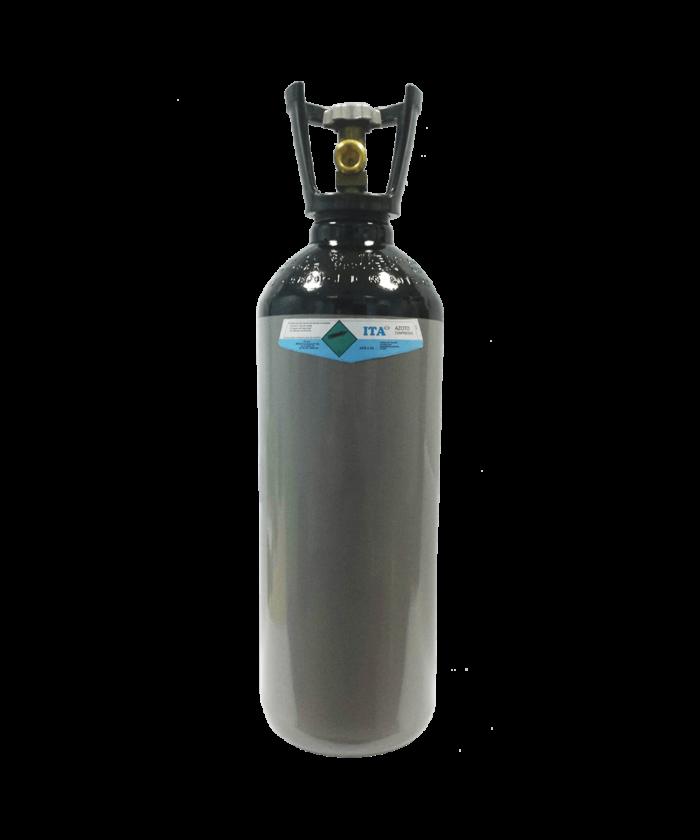 Bombola ricaricabile Azoto 042502