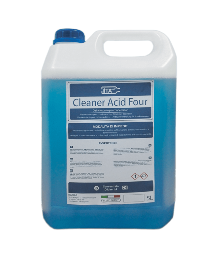 Cleaner Acid Four CL00201
