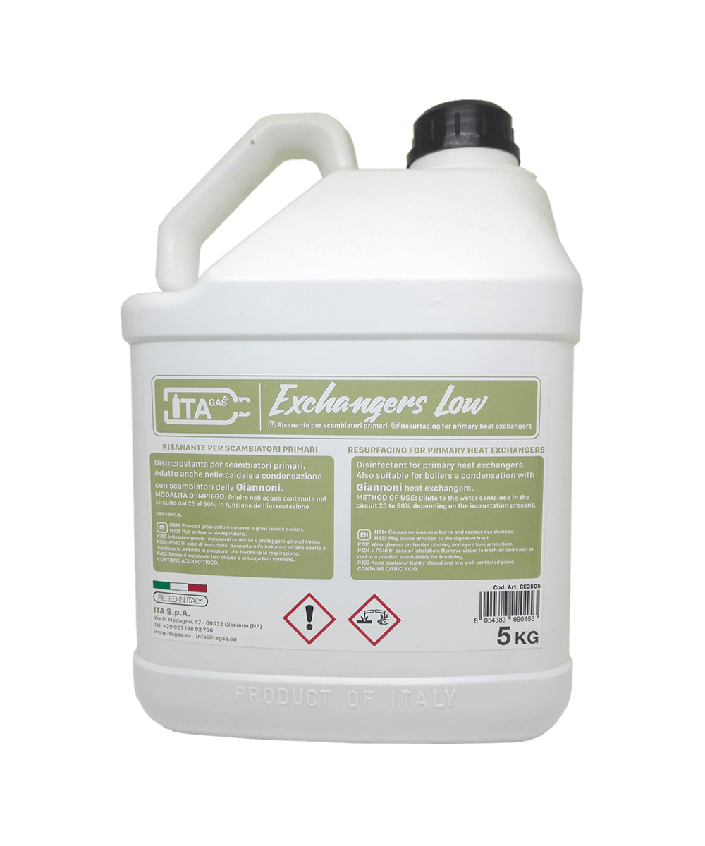 Exchangers Low CE12505