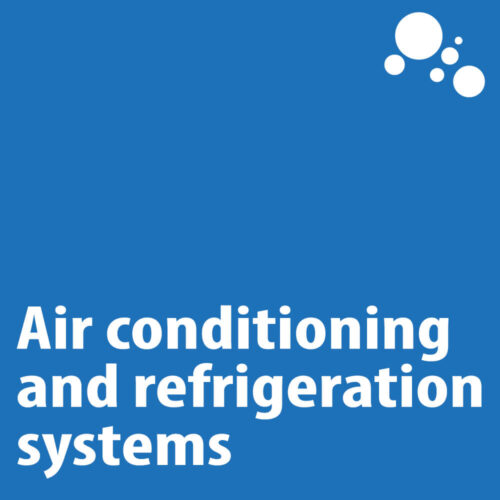 Air conditioning and refrigeration systems
