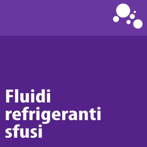 Fluidi refrigeranti sfusi