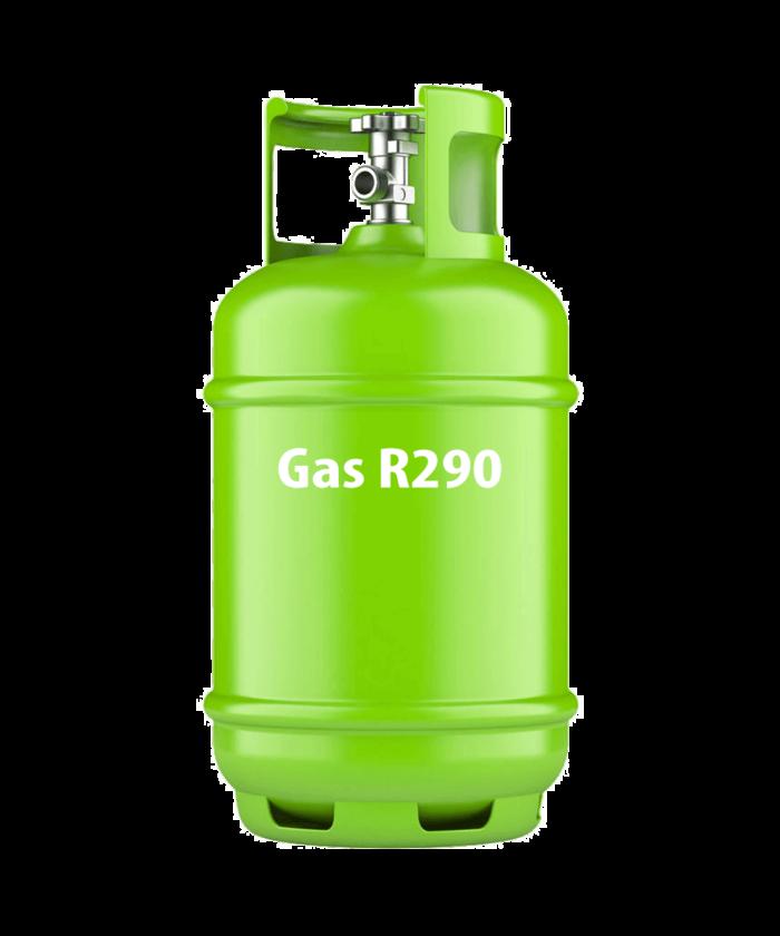 Refrigerant Gas Bulk R290